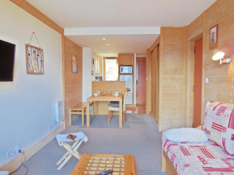 Vacanze in montagna Appartamento 3 stanze per 6 persone - Résidence le Boulier - Montchavin La Plagne - Soggiorno