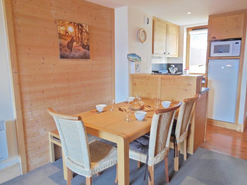 Vacanze in montagna Appartamento 3 stanze per 6 persone - Résidence le Boulier - Montchavin La Plagne - Tavolo
