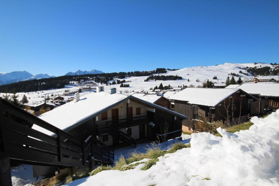 Vacaciones en montaña Résidence le Bouquetin - Les Saisies