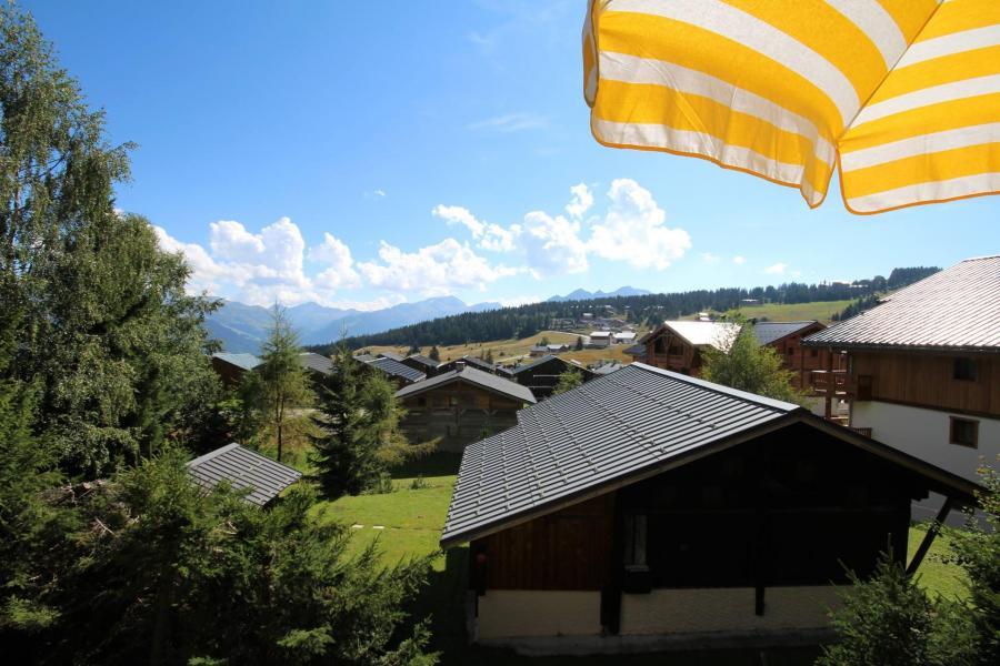 Vacaciones en montaña Apartamento cabina para 4 personas (006) - Résidence le Bouquetin - Les Saisies - Verano
