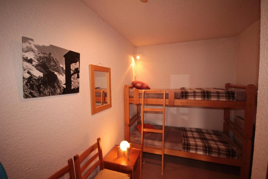 Vacaciones en montaña Apartamento cabina para 4 personas (006) - Résidence le Bouquetin - Les Saisies - Camas superpuestas