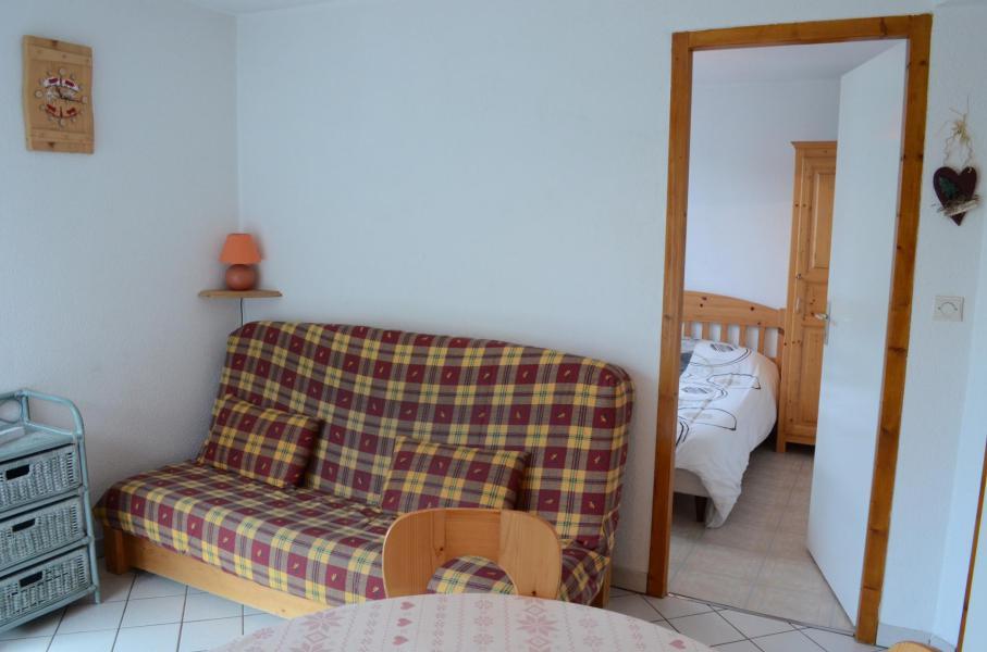 Wakacje w górach Apartament 2 pokojowy z alkową 5 osób (1) - Résidence le Bouquetin - les Jonquilles - Châtel - Tapczanem