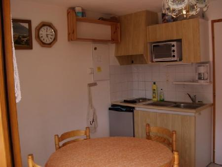 Vacaciones en montaña Apartamento 2 piezas para 4 personas (10) - Résidence le Bouquetin - les Jonquilles - Châtel - Kitchenette