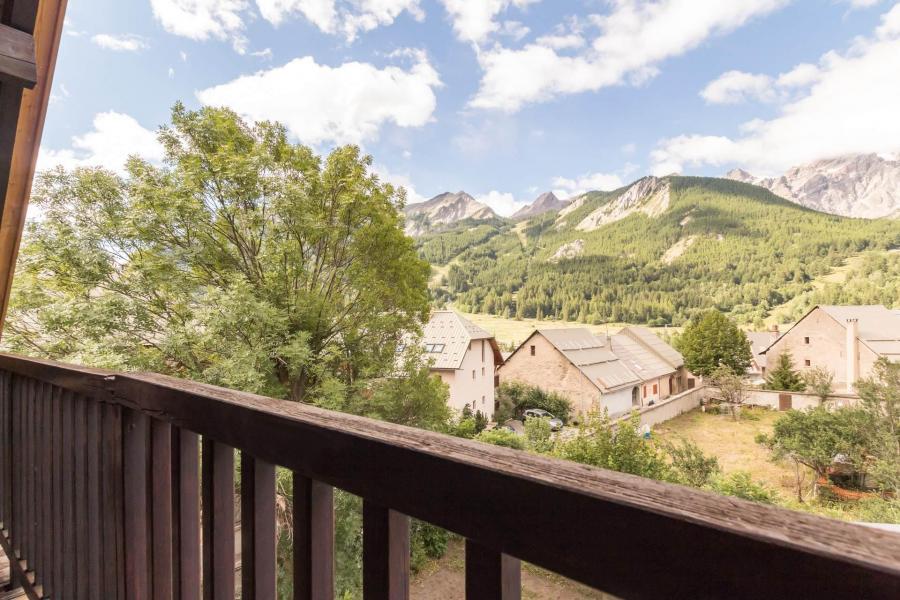 Soggiorno sugli sci Appartamento 3 stanze con mezzanino per 6 persone - Résidence le Bourg - Serre Chevalier - Esteriore estate