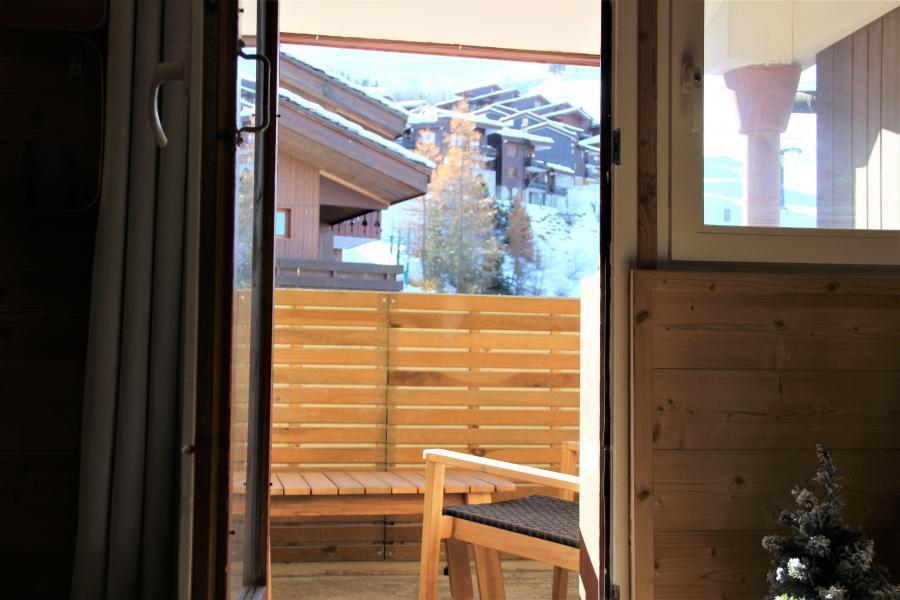 Vacances en montagne Appartement 4 pièces 8 personnes (3/1) - Résidence le Bourg Morel G - Valmorel