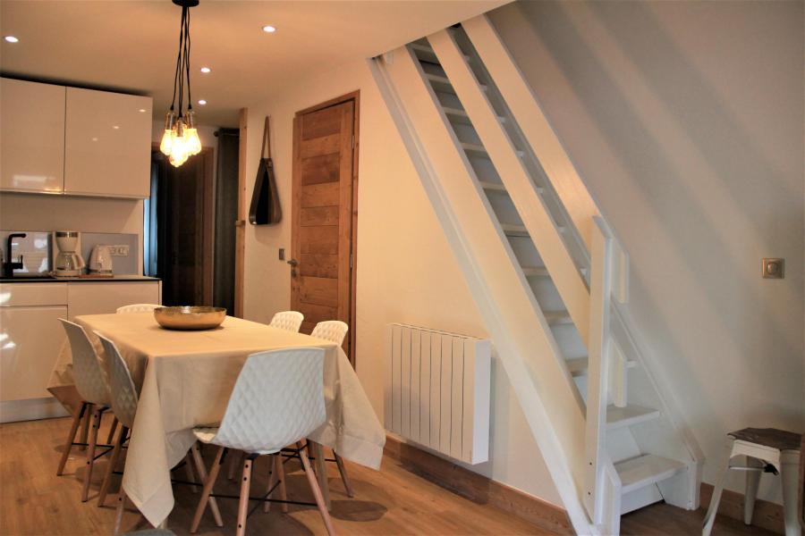 Vacances en montagne Appartement 4 pièces 8 personnes (3/1) - Résidence le Bourg Morel G - Valmorel - Logement