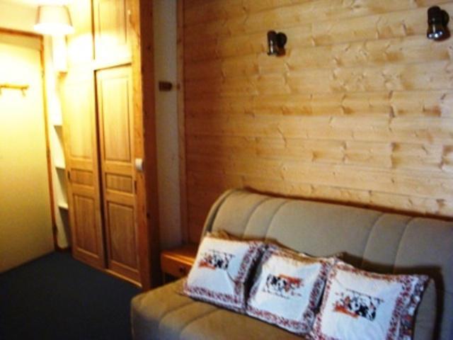 Vacances en montagne Studio 2 personnes (23/2) - Résidence le Bourg Morel G - Valmorel - Logement