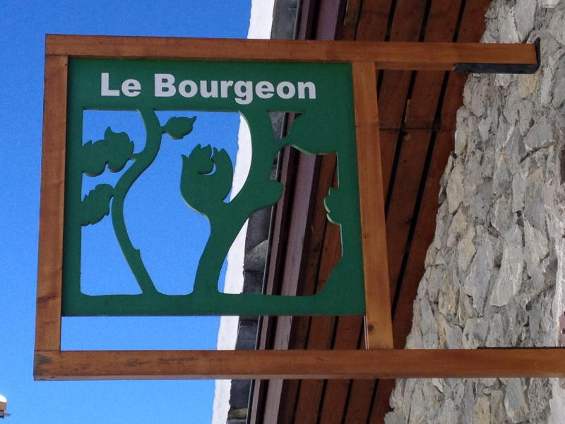 Ski verhuur Résidence le Bourgeon - Valmorel - Buiten zomer