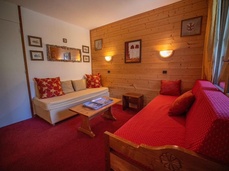 Vacances en montagne Studio 4 personnes (003) - Résidence le Bourgeon - Valmorel