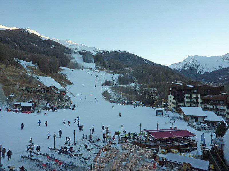 Vacances en montagne Studio 2 personnes (331) - Résidence le Boussolenc - Les Orres