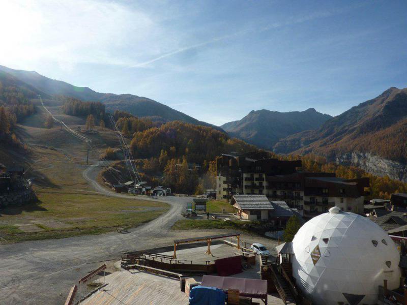 Location au ski Studio 2 personnes (331) - Résidence le Boussolenc - Les Orres - Extérieur été