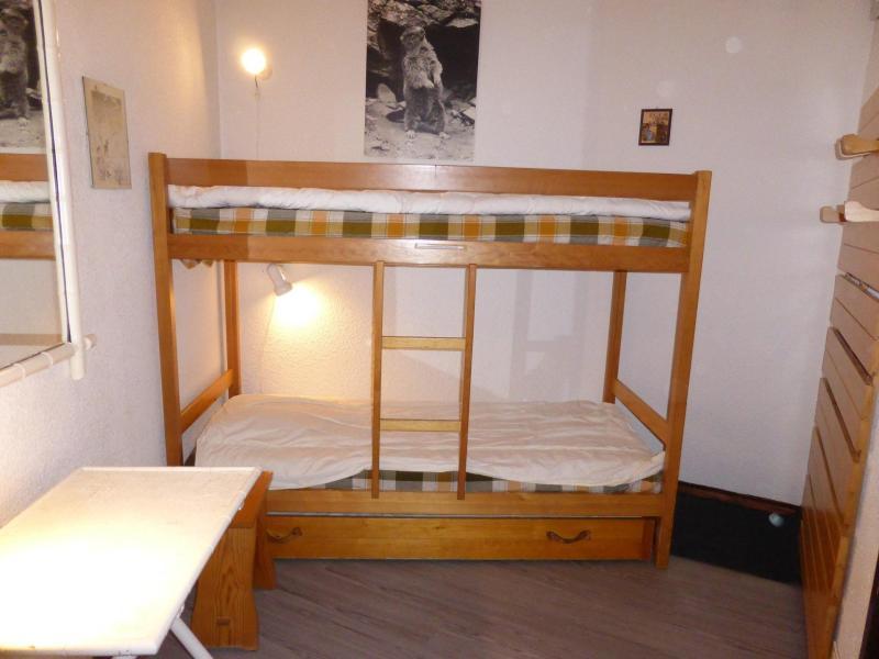 Holiday in mountain resort Studio sleeping corner 5 people (F26) - Résidence le Brulaz - Les Contamines-Montjoie - Bath-tub