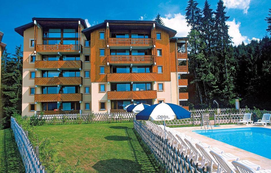 Location au ski Résidence le Buet - Morillon - Extérieur été