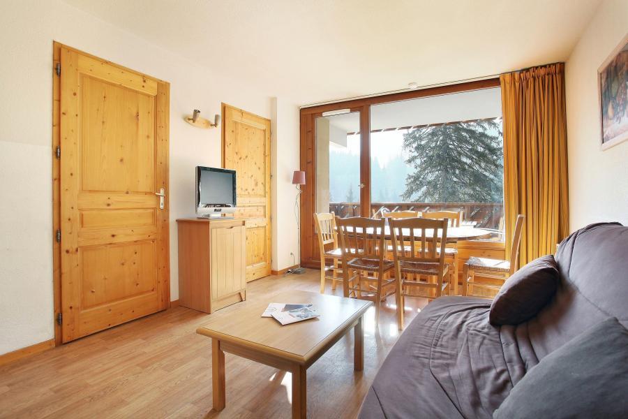 Vacances en montagne Résidence le Buet - Morillon - Canapé