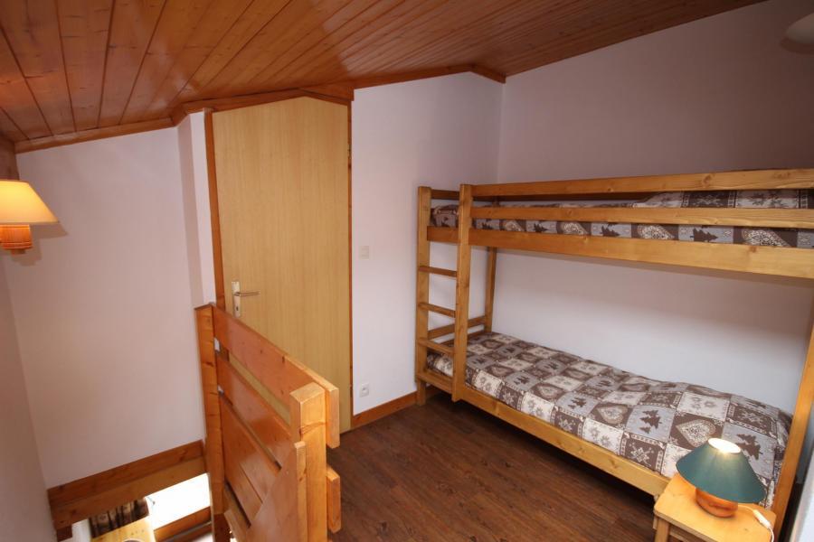 Vacaciones en montaña Apartamento 3 piezas mezzanine para 8 personas (020) - Résidence le Byblos - Les Saisies - Camas superpuestas