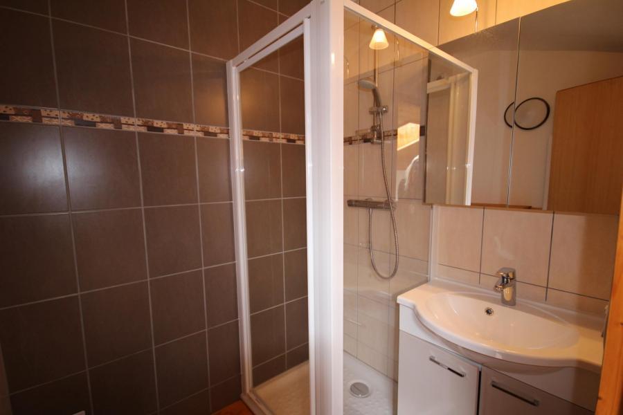 Vacaciones en montaña Apartamento 3 piezas mezzanine para 8 personas (020) - Résidence le Byblos - Les Saisies - Cuarto de baño con ducha
