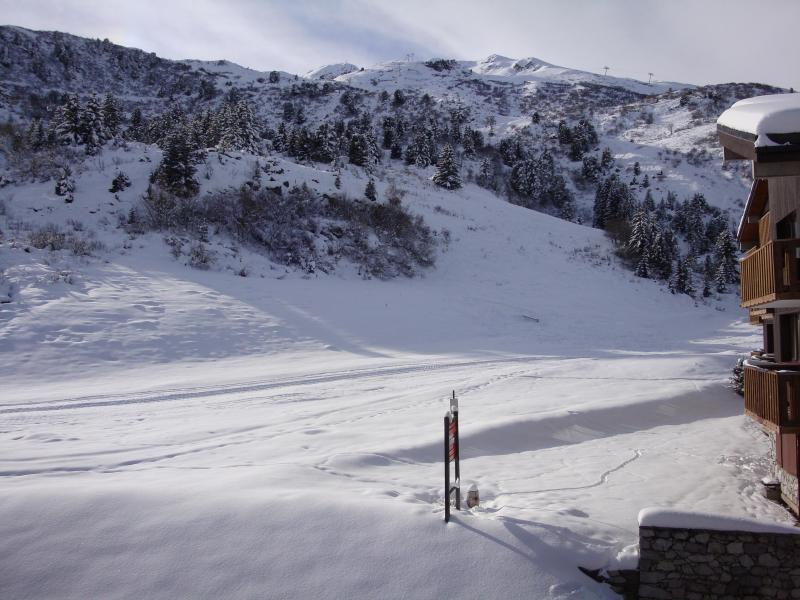 Vacances en montagne Studio 4 personnes (12) - Résidence le Candide - Méribel-Mottaret