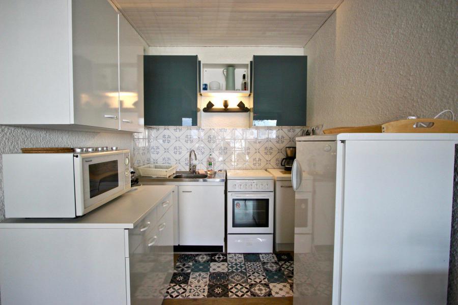 Vacances en montagne Appartement 2 pièces 6 personnes (105) - Résidence le Cap 2000 - Chamrousse - Kitchenette