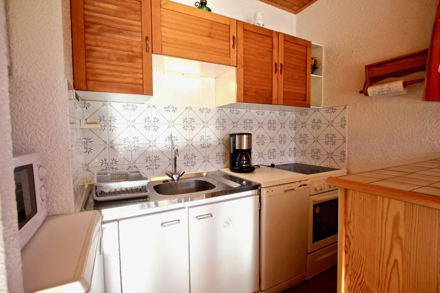 Vacances en montagne Appartement 2 pièces 6 personnes (406) - Résidence le Cap 2000 - Chamrousse - Kitchenette