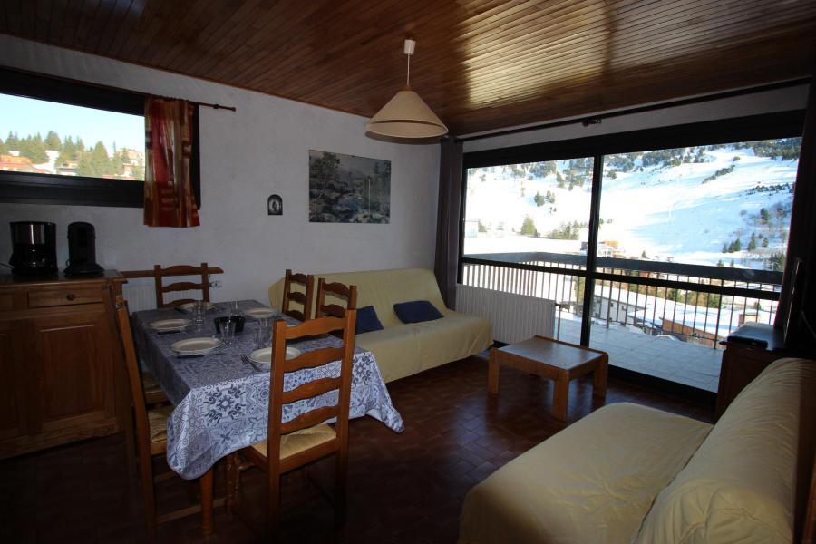 Vacances en montagne Appartement 2 pièces 6 personnes (406) - Résidence le Cap 2000 - Chamrousse - Séjour