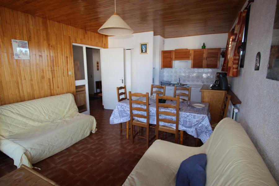 Vacances en montagne Appartement 2 pièces 6 personnes (406) - Résidence le Cap 2000 - Chamrousse - Table