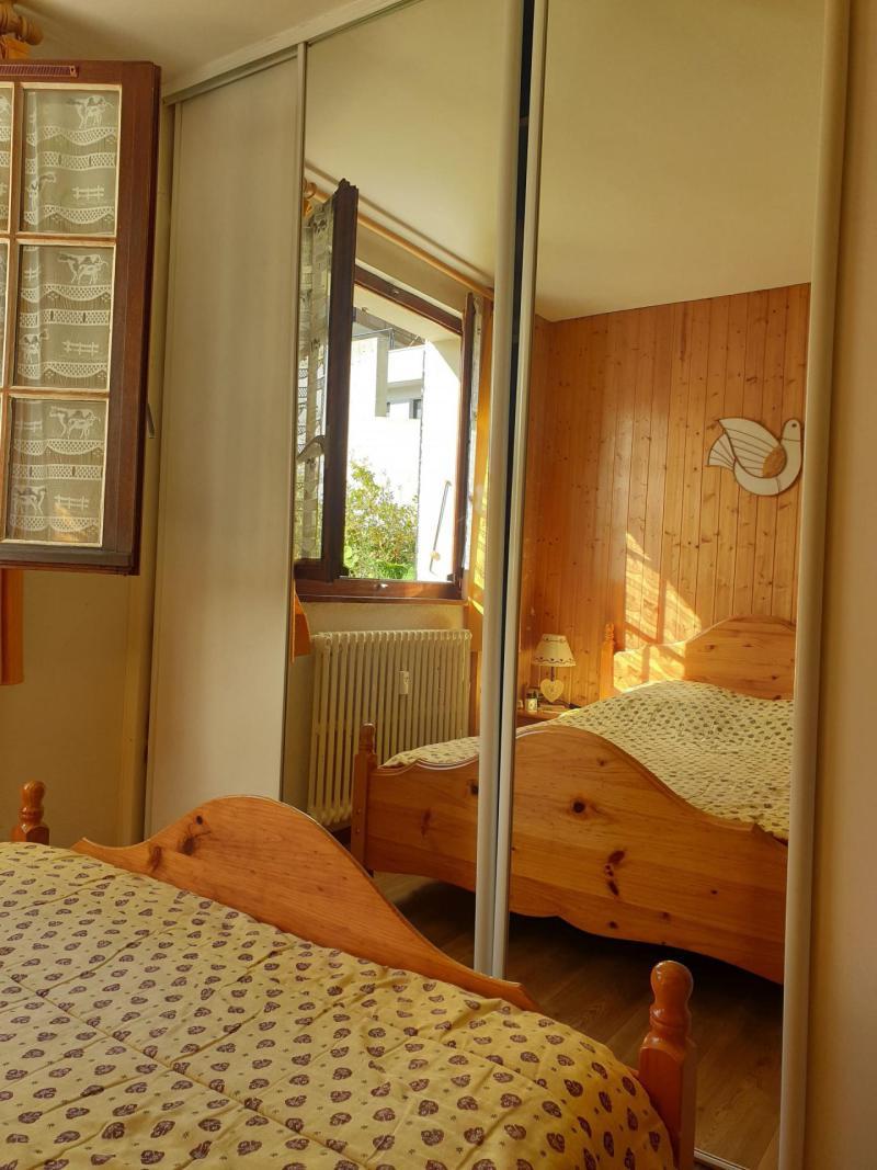 Vacaciones en montaña Apartamento 2 piezas para 5 personas (001) - Résidence le Caribou - Châtel