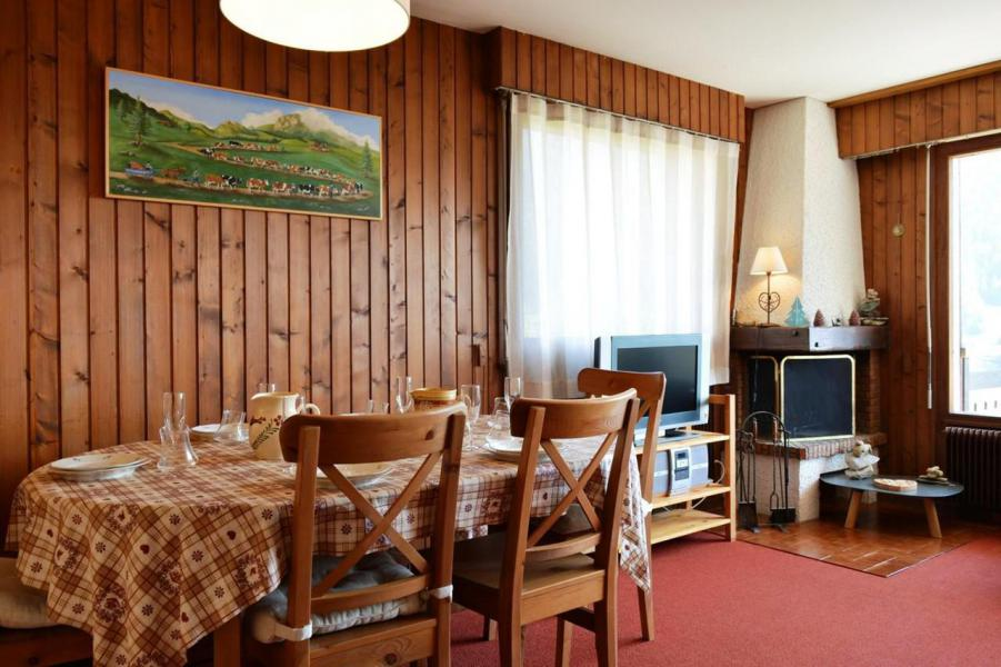 Holiday in mountain resort 3 room apartment 6 people (E) - Résidence le Caribou - Le Grand Bornand