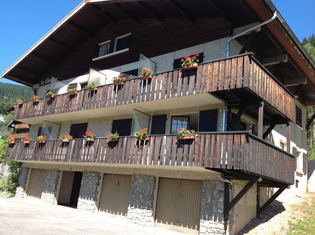 Wakacje w górach Apartament 2 pokojowy 5 osób (001) - Résidence le Caribou - Châtel