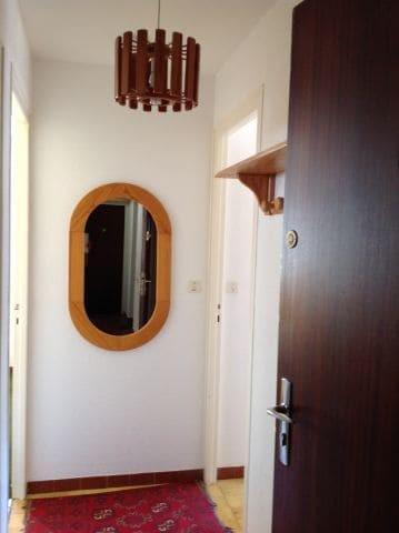 Vacaciones en montaña Apartamento 2 piezas para 5 personas (001) - Résidence le Caribou - Châtel - Entrada
