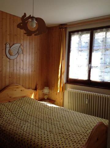 Vacaciones en montaña Apartamento 2 piezas para 5 personas (001) - Résidence le Caribou - Châtel - Habitación