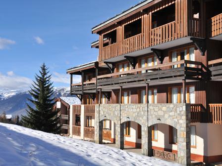 Holiday in mountain resort Résidence le Carrousel - Montchavin La Plagne