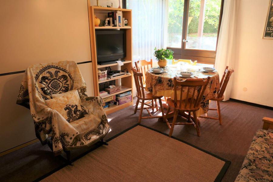 Urlaub in den Bergen 2-Zimmer-Appartment für 4 Personen (R4C) - Résidence le Castel des Roches C - Saint Gervais