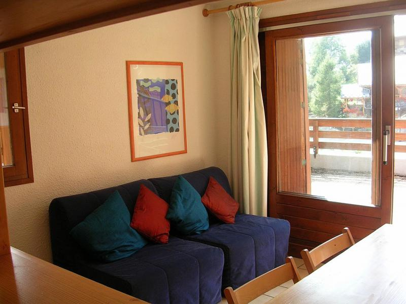 Vacances en montagne Appartement 2 pièces coin montagne 6 personnes (001) - Résidence le Centre - Champagny-en-Vanoise