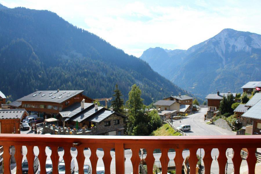 Vacances en montagne Appartement 2 pièces coin montagne 4 personnes (035) - Résidence le Centre - Champagny-en-Vanoise