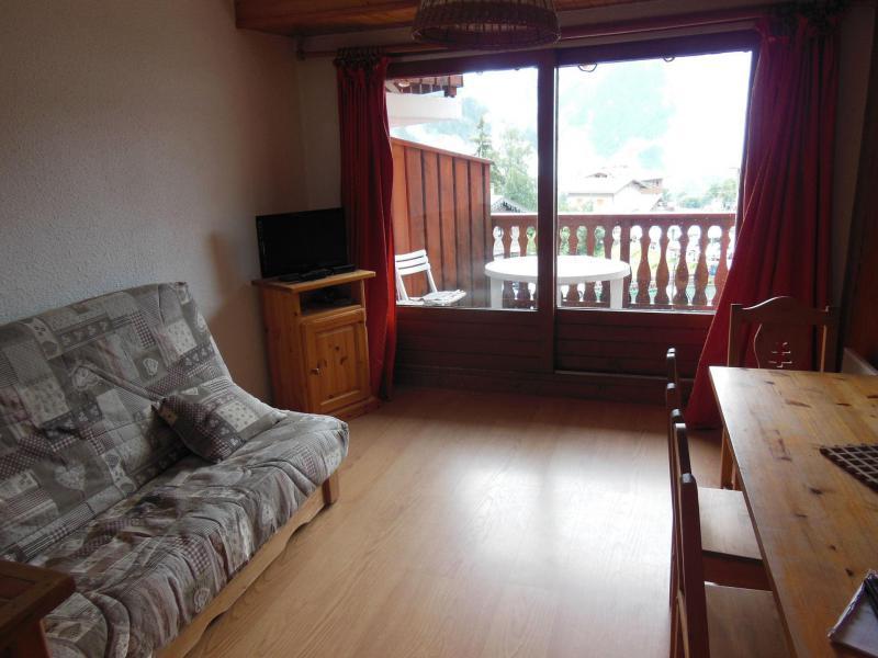 Vakantie in de bergen Studio bergnis 4 personen (027) - Résidence le Centre - Champagny-en-Vanoise