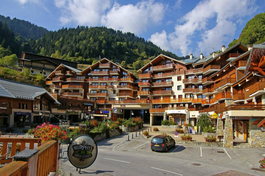 Vakantie in de bergen Résidence le Centre - Champagny-en-Vanoise - Buiten zomer