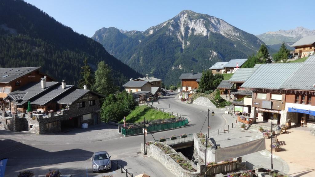 Vacances en montagne Studio coin montagne 4 personnes (028) - Résidence le Centre - Champagny-en-Vanoise