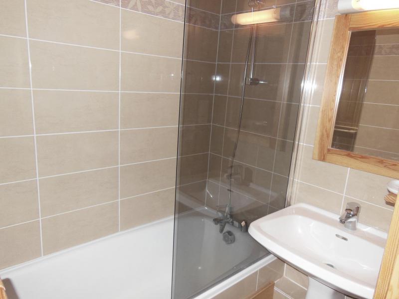 Vakantie in de bergen Appartement 2 kabine kamers 6 personen (034) - Résidence le Centre - Champagny-en-Vanoise - Bakuip