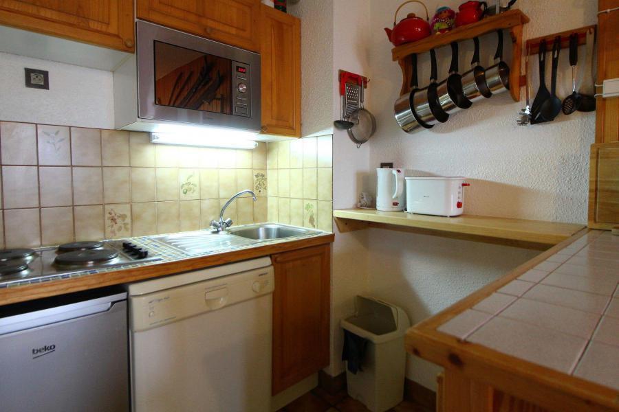 Vakantie in de bergen Appartement 2 kabine kamers 6 personen (034) - Résidence le Centre - Champagny-en-Vanoise - Keukenblok