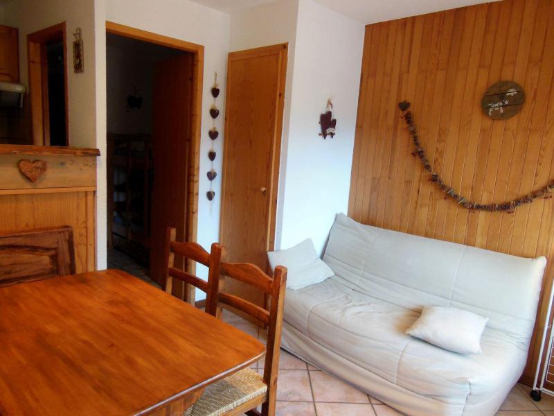 Vakantie in de bergen Appartement 2 kamers 5 personen (60) - Résidence le Centre - Champagny-en-Vanoise - Tafel