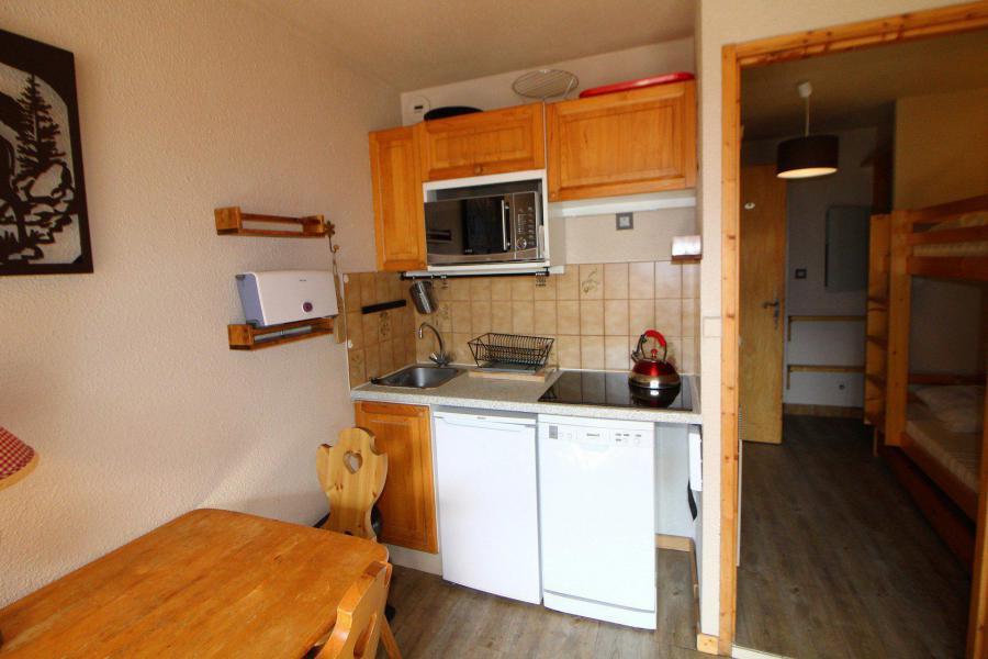 Vakantie in de bergen Appartement 2 kamers bergnis 4 personen (035) - Résidence le Centre - Champagny-en-Vanoise - Keukenblok