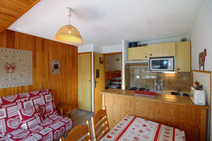 Vakantie in de bergen Appartement 2 kamers bergnis 5 personen (006) - Résidence le Centre - Champagny-en-Vanoise - Keukenblok
