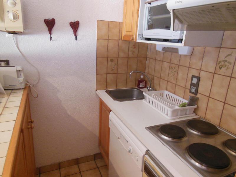 Vacances en montagne Appartement 2 pièces 5 personnes (60) - Résidence le Centre - Champagny-en-Vanoise - Kitchenette