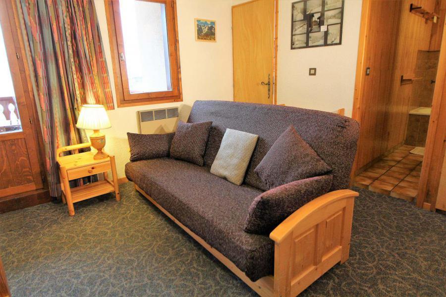 Vacances en montagne Appartement 2 pièces cabine 6 personnes (034) - Résidence le Centre - Champagny-en-Vanoise - Canapé-lit