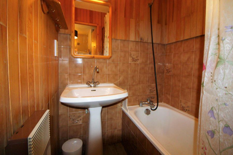 Vacances en montagne Appartement 2 pièces coin montagne 4 personnes (035) - Résidence le Centre - Champagny-en-Vanoise - Baignoire