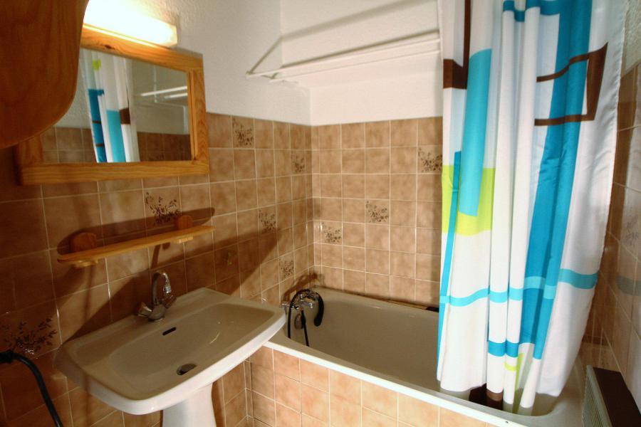 Vacances en montagne Appartement 2 pièces coin montagne 5 personnes (005) - Résidence le Centre - Champagny-en-Vanoise - Baignoire