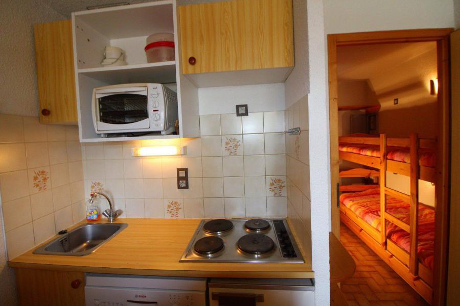 Vacances en montagne Appartement 2 pièces coin montagne 5 personnes (005) - Résidence le Centre - Champagny-en-Vanoise - Kitchenette