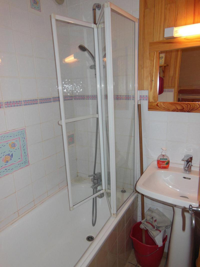 Vacances en montagne Appartement 2 pièces coin montagne 5 personnes (056) - Résidence le Centre - Champagny-en-Vanoise - Baignoire