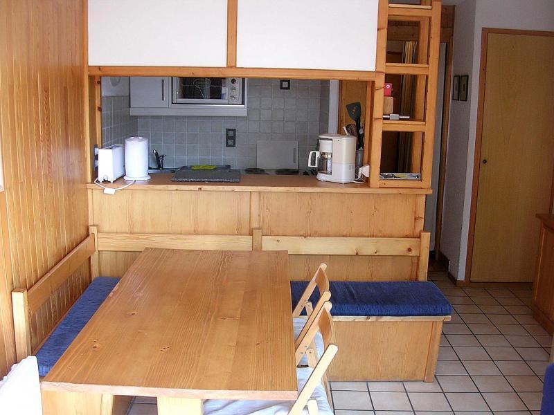 Vacances en montagne Appartement 2 pièces coin montagne 6 personnes (001) - Résidence le Centre - Champagny-en-Vanoise - Kitchenette