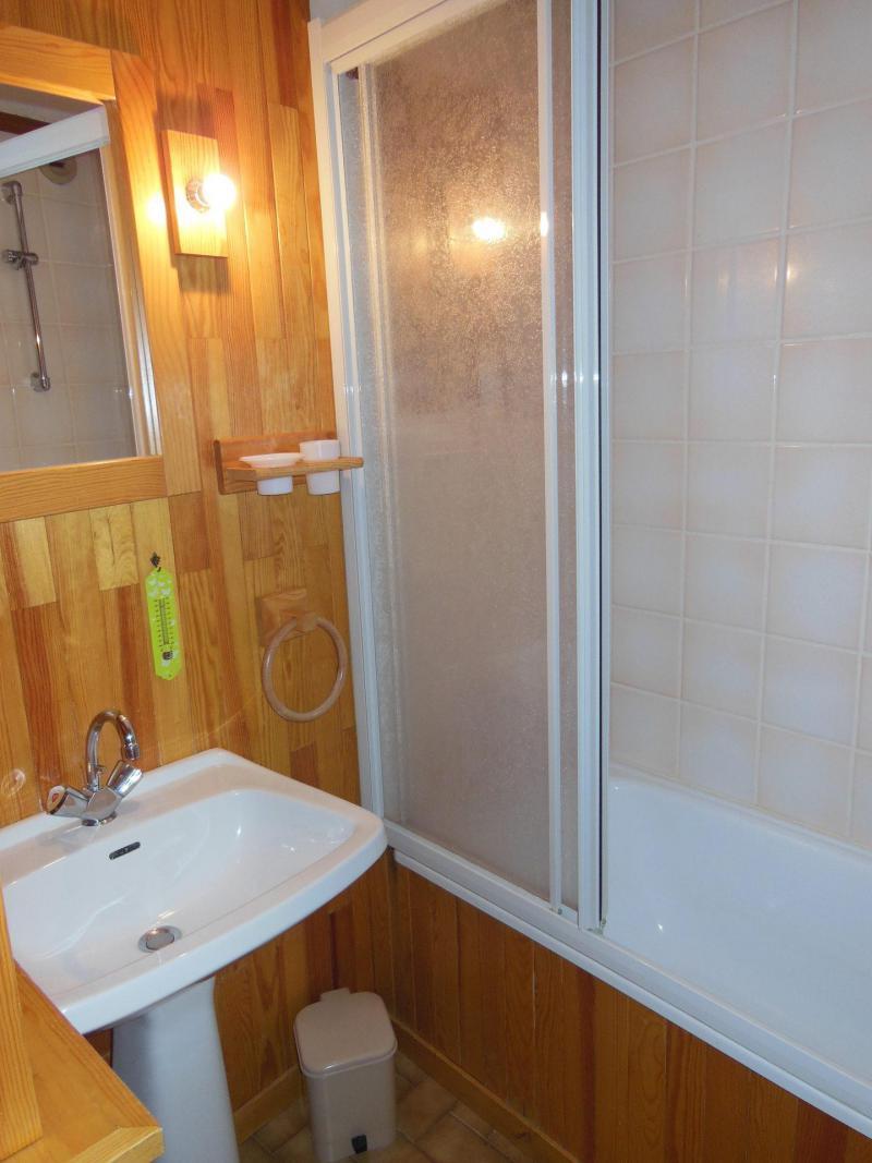 Vakantie in de bergen Studio bergnis 4 personen (16B) - Résidence le Centre - Champagny-en-Vanoise - Bakuip